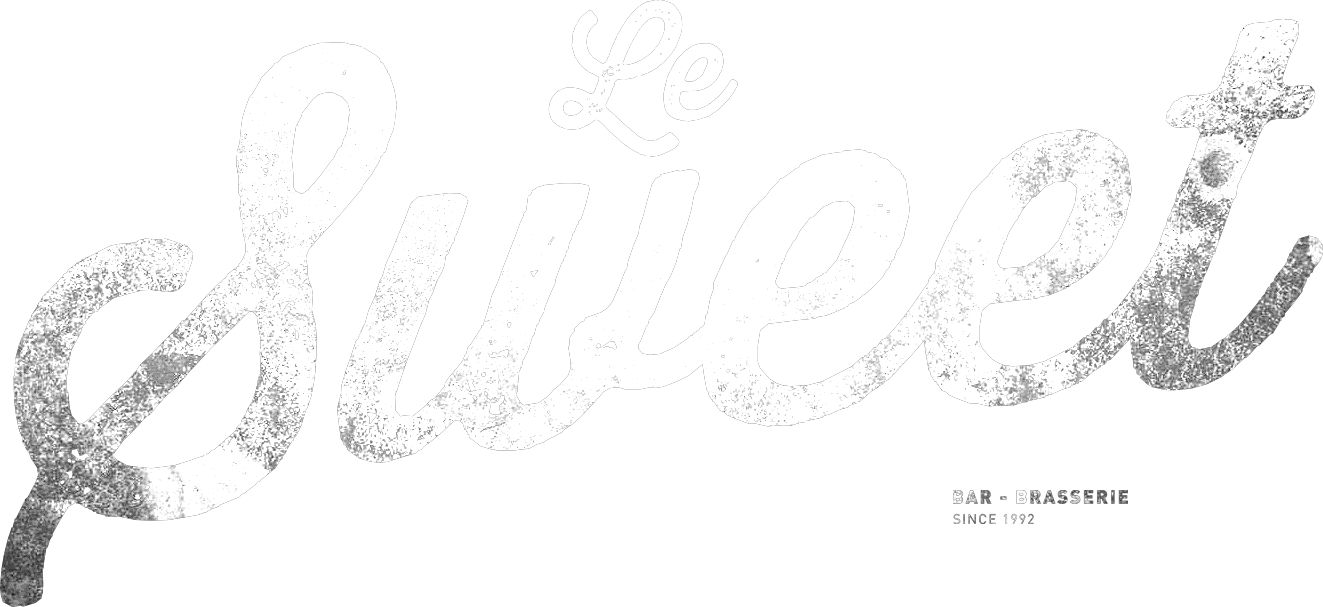 Le sweet, bar – brasserie
